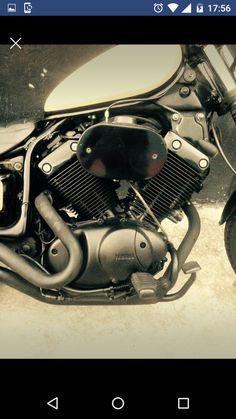 Virago 535, Chopper, Motorcycle, Bike, Vehicles, Motorbikes, Bicycle, Choppers, Motorcycles