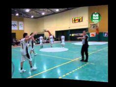 Imágenes de los últimos minutos del partido disputado el 15 de Agosto de 2012 entre las Primeras Divisiones de SSD y Tiro Federal de Morteros por el Torneo Interasociativo de Basquetbol