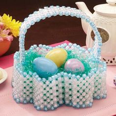 Sunrise Craft & Hobby™ Spring Basket Bubble Beads™ Beading Kit Was: $24.99                     Now: $17.49
