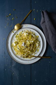 pastalemonpistaSpaghetti with Lemon Pistachio Pesto and Mozzarella di Bufalachiopesto6