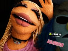 27 Best Janice The Muppet Images The Muppet Show Jim Henson The