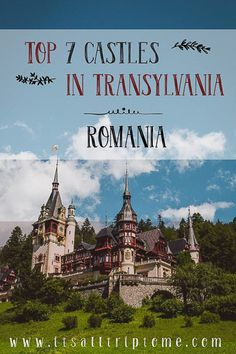 Top 7 Romanian Castles in Transylvania. 7 of the most beautiful Romanian castles that will inspire you to visit the magical scenery of Transylvania. Transylvania Castle, Transylvania Romania, Europe Travel Guide, Travel Guides, Budget Travel, Romanian Castles, Places To Travel, Travel Destinations, Travel Things