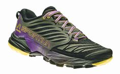 Get yourself into the wilds in a pair of La Sportiva's Akasha mountain running shoes by entering TRAIL magazine's latest competition giveaway. It's easy! Competition Giveaway, Trail Shoes, It's Easy, Gain, Running Shoes, Mountain, Magazine, Sneakers, Fashion