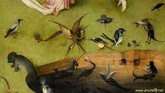 Garden of Eden - Hieronymus Bosch-www.anuttara.net 110