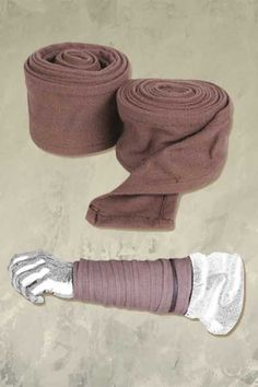 Hamond Cotton Arm Wrap - Brown £9.90