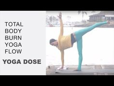 Vinyasa Flow YOGA Class: This video is strong full body sequence designed to give you a great workout! We go through a wide range of different poses. Night Yoga, Morning Yoga, Types Of Yoga, Vinyasa Yoga, Yoga 1, Yoga Sequences, Yoga Videos, Poses, Yoga Flow