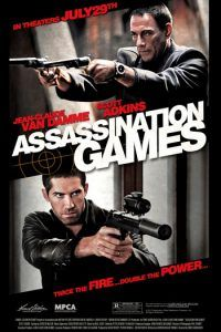 Jean-Claude Van Damme in Assassination Games. So Funny!