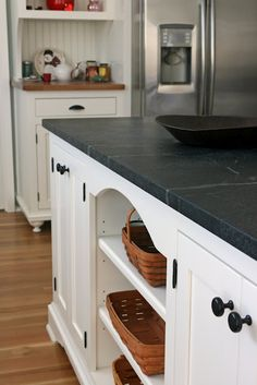 Soapstone Counters: They're Long-Lasting, Stay Clean, & Your Kitchen on