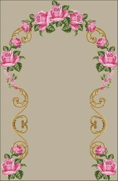 This Pin was discovered by HUZ Cross Stitch Boards, Cross Stitch Rose, Cross Stitch Flowers, Cross Stitching, Cross Stitch Embroidery, Hand Embroidery, Cross Stitch Designs, Cross Stitch Patterns, Stitch Crochet