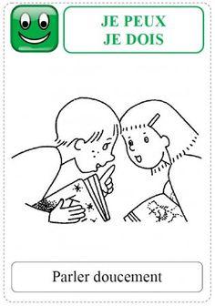 Librairie-Interactive - Règles de vie illustrées