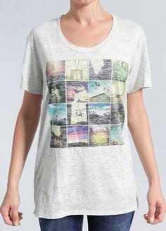 Insta BK W - Graphic T-Shirt The Mortal Instruments: City of Bones #Movie Clary Fray (Lily Collins) T-Shirt