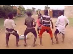 Ghetto Kids Dancing Sitya Loss New Ugandan music DjDinTV