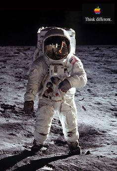 Buzz Aldrin - Think Different