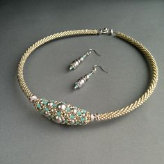 Necklace | Biser.info - all about beads and beadwork