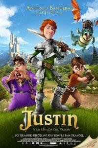 Justin Y La Espada Del Valor Online