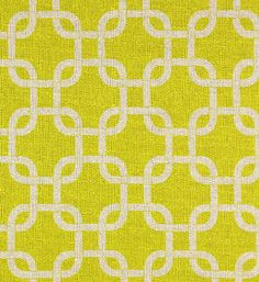 REMNANT Gotcha Citrus / Denton | Online Discount Drapery Fabrics and Upholstery Fabric Superstore!