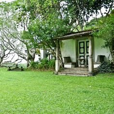 Lunuganga - Geoffrey Bawa's garden estate in Bentota, Sri Lanka