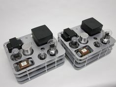 Fi 46 Mono Amplifiers