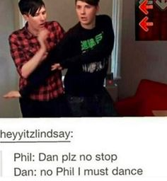 Dan and Phil - Community - Google+