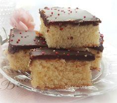 Kakkutupa Mia: Tuulomantorttu Krispie Treats, Rice Krispies, No Bake Cake, Vanilla Cake, Food And Drink, Baking, Sweet, Desserts, Recipes