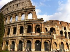 The Colloseum, Rome Italy