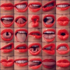 Reference Images for Artists: Photo lips references P.s ...