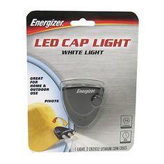 3-LED Cap Light - 14 Lumens