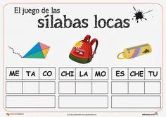 silabas locas pdf - Cerca amb Google