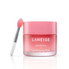 Treat While You Sleep - You maybe no stranger to sleep masks foryour face, but this product was made with your mouthin mind. Apply to lips beforebed,andthey'llfeel like silk bymorning.