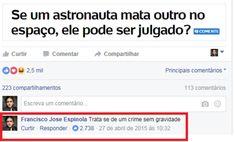 Engenheiro da Petrobras se tornou conhecido por fazer comentários espirituosos no Facebook; agora, ele quer lançar um livro
