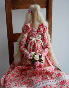 art tilda doll