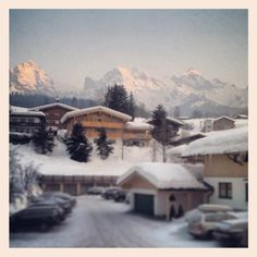 Austria is one of the best countries you could ever visit. I miss skiing so much.