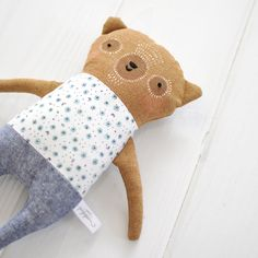 Petit Pippin Bear Softie