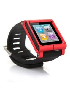 Aluminum Multi-touch Watch Band Case