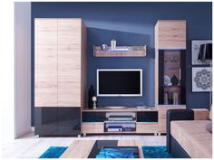 Living room furniture set designed for LCD, LED or PLASMA TV from 32'' up to…