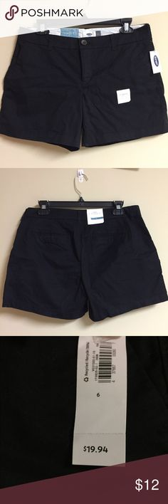 Black Shorts Black shorts. Unworn! Old Navy Shorts
