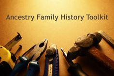 Think you're well equipped to take on your family history research? Check out our newly updated Genealogist's Toolkit for helpful resources that include state research guides, language translation guides and even a helpful glossary. Download it here: http://ancstry.me/1Dg5bOV