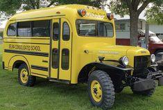 Old Pickup Trucks, Dodge Trucks, 4x4 Trucks, Diesel Trucks, School Bus Driving, Small Motorhomes, Dodge Power Wagon, Busse, Car Travel