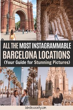 Cool Places To Visit, Places To Go, Barcelona Travel Guide, Travel Pictures, Antoni Gaudi, Cool Photos, Travel Photography, Fill, Social Media