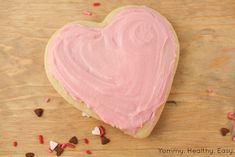 The Softest Sugar Cookies & Buttercream Frosting - Yummy Healthy Easy