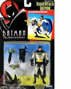 Batman Power Attack Quick Fire BATMAN FIGURE