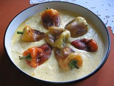 Gjiz me speca albanian cuisine and cuisine for Albanian cuisine kuzhina shqiptare photos