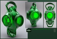 Christopher Ross' designs for the Green Lantern Corps and the Sinestro Corps Power Rings. Also included, are his designs for Abin Sur's ship, Hal's Power Battery, and Oa's Central Power Battery. Green Lantern Power Ring, Green Lantern Corps, Fun Comics, Marvel Dc Comics, Star Sapphire Dc, Lantern Rings, Comic Room, Guardians Of The Universe, Batman Artwork