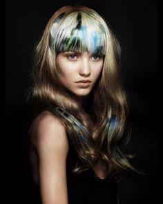 Angelo Seminara British Hairdresser of the Year 2012