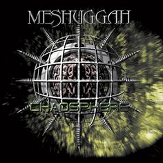 meshuggah chaosphere album art - Google Search