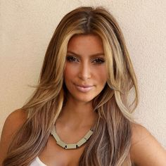 #ONYCHair #WednesdayWomanCrush is the Birthday Beauty @kimkardashian!  To Achieve this #ONYCBeauty look, shop our Euro-Collection line, which includes #hair weft, clip-ins and iTips. Shop US Now >>> ONYCHair.com Shop UK Now >>> ONYCHair.uk Shop NG Now>>> ONYCHair.ng