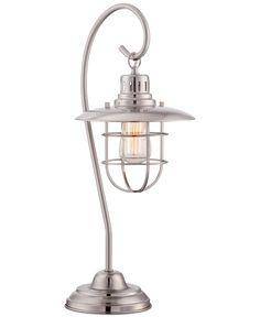 Lite Source Lanterna Metal Table Lamp - Lighting & Lamps - For The Home - Macy's