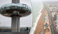 British Airways i360 Tower.