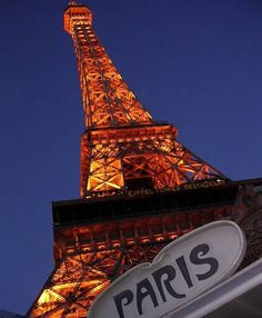 Paris in Las Vegas - something to suit your vacation taste - click for tips!