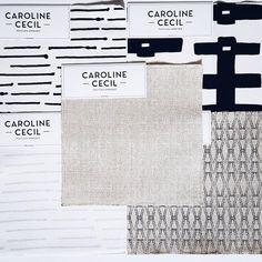 BRADLEY USA │Filter Caroline Cecil under textiles on Bradley-USA.com #bradleyusa